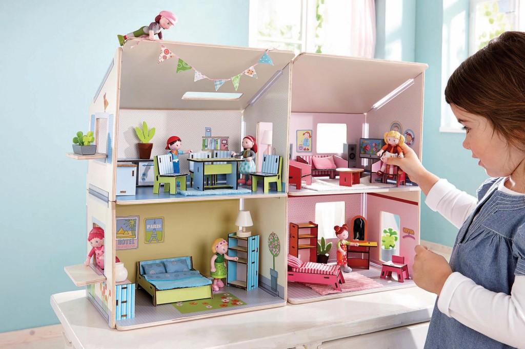 Casa delle bambole fai da te diario di una pensatrice - Mobiletti fai da te ...